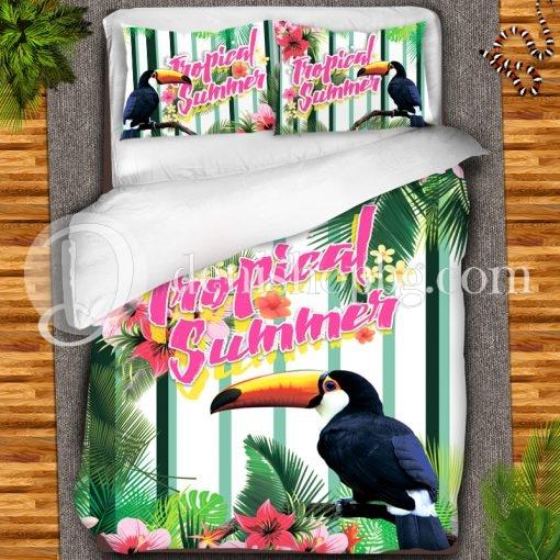 3d-luksozen-detski-spalen-komplekt-tropical-summer