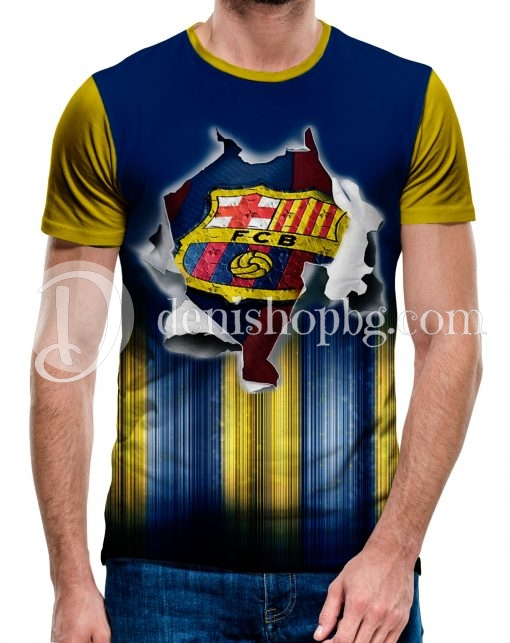 Mockup-Male-Tshirt_Maneken---Front_Barselona-Logo