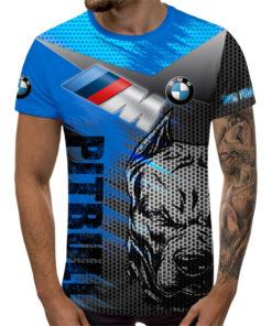 myjka-teniska-cveten-print-sublimacia-moda-myjki-drehi-fashion-tshirt-Cars-0235-BMW-Pitbull-Logo